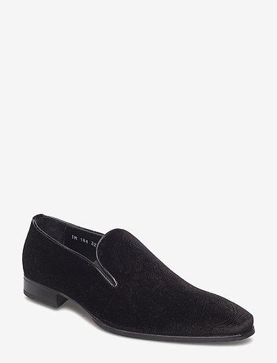 Footwear MW - F323 - business - dark brown