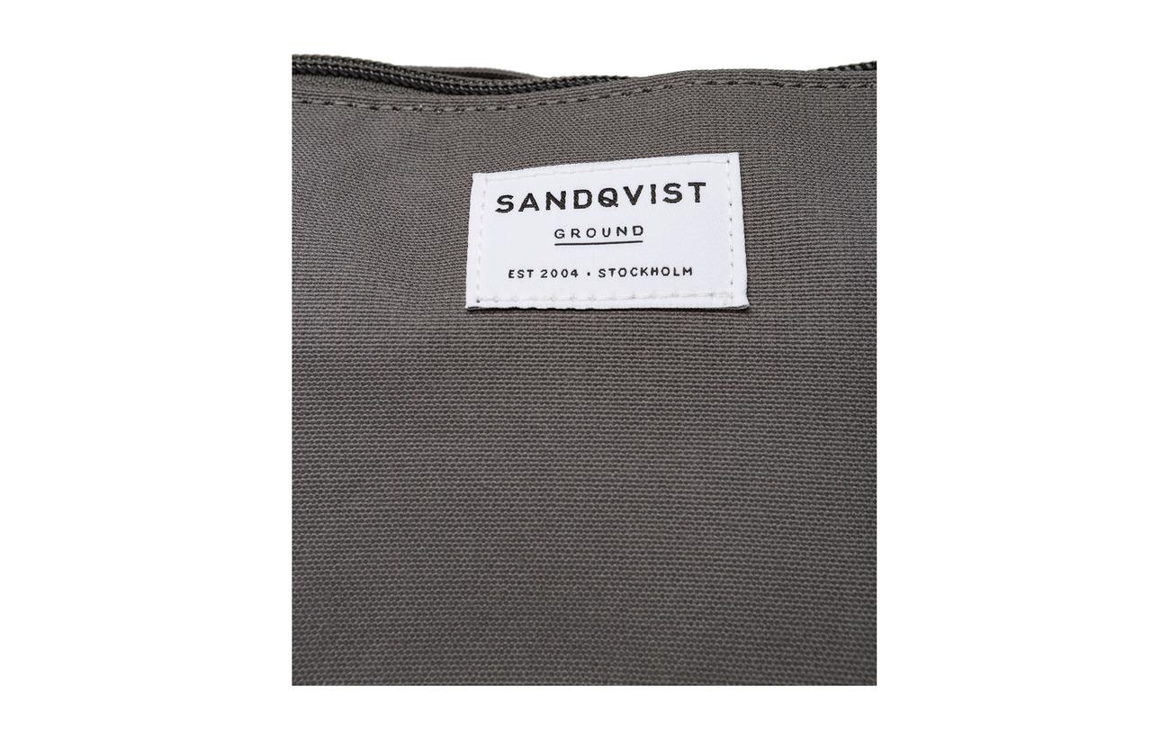 Recycledpolyester Coquille Doublure Cleo 35 100 Organiccotton Grey Sandqvist Extérieure 65 Buffaloleather Détail Inner ESgRR0qw