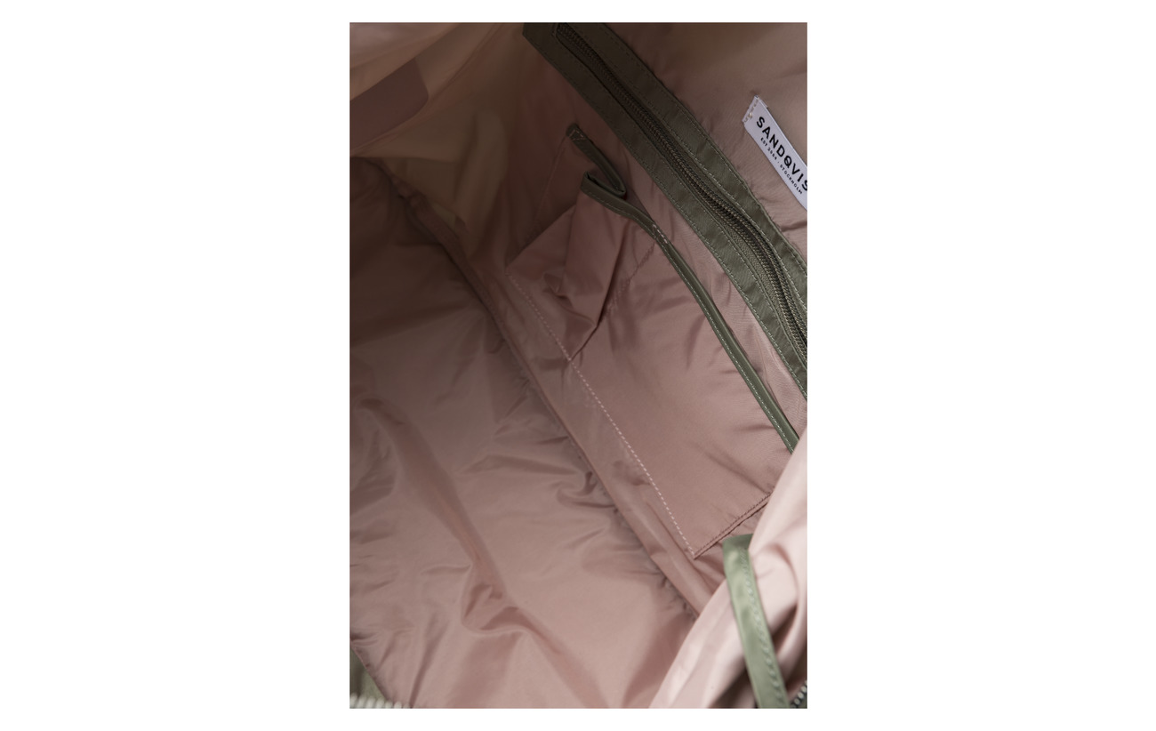 Maja Coquille Nylon Extérieure Green Polyester Inner Willow 100 Doublure Recycledpolyester Sandqvist 4nwxaPSq4