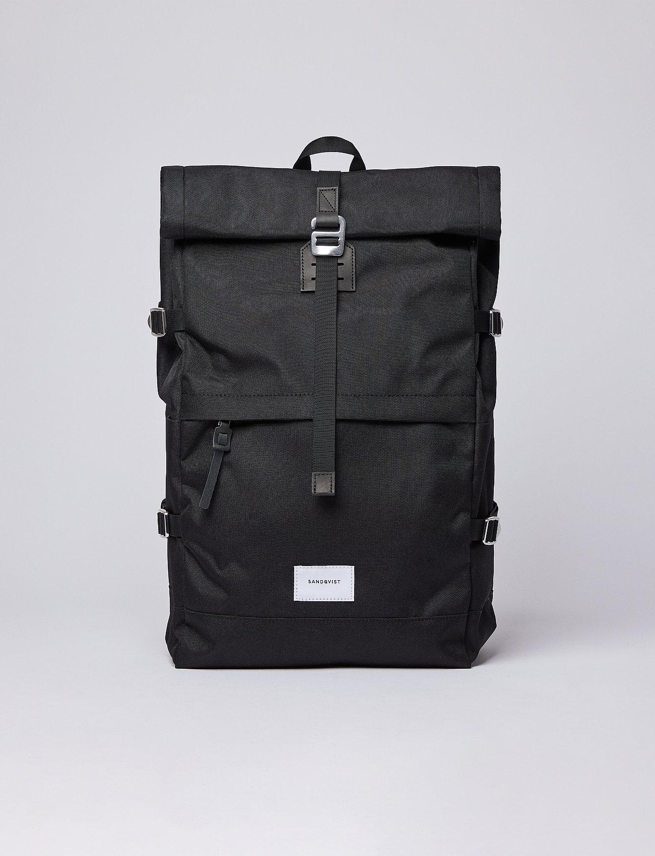 SANDQVIST - BERNT - nieuwe mode - black - 0