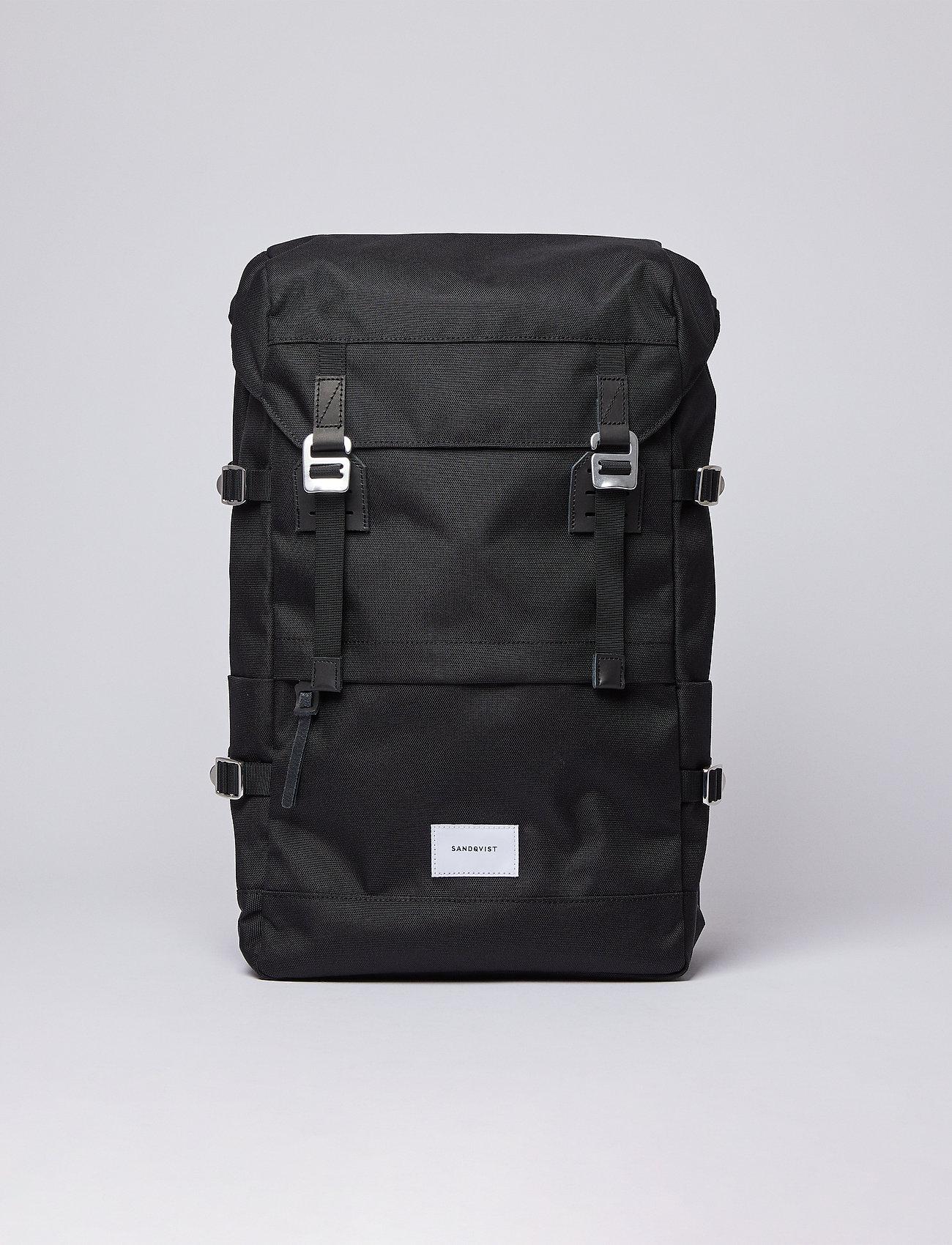SANDQVIST - HARALD - nieuwe mode - black - 0
