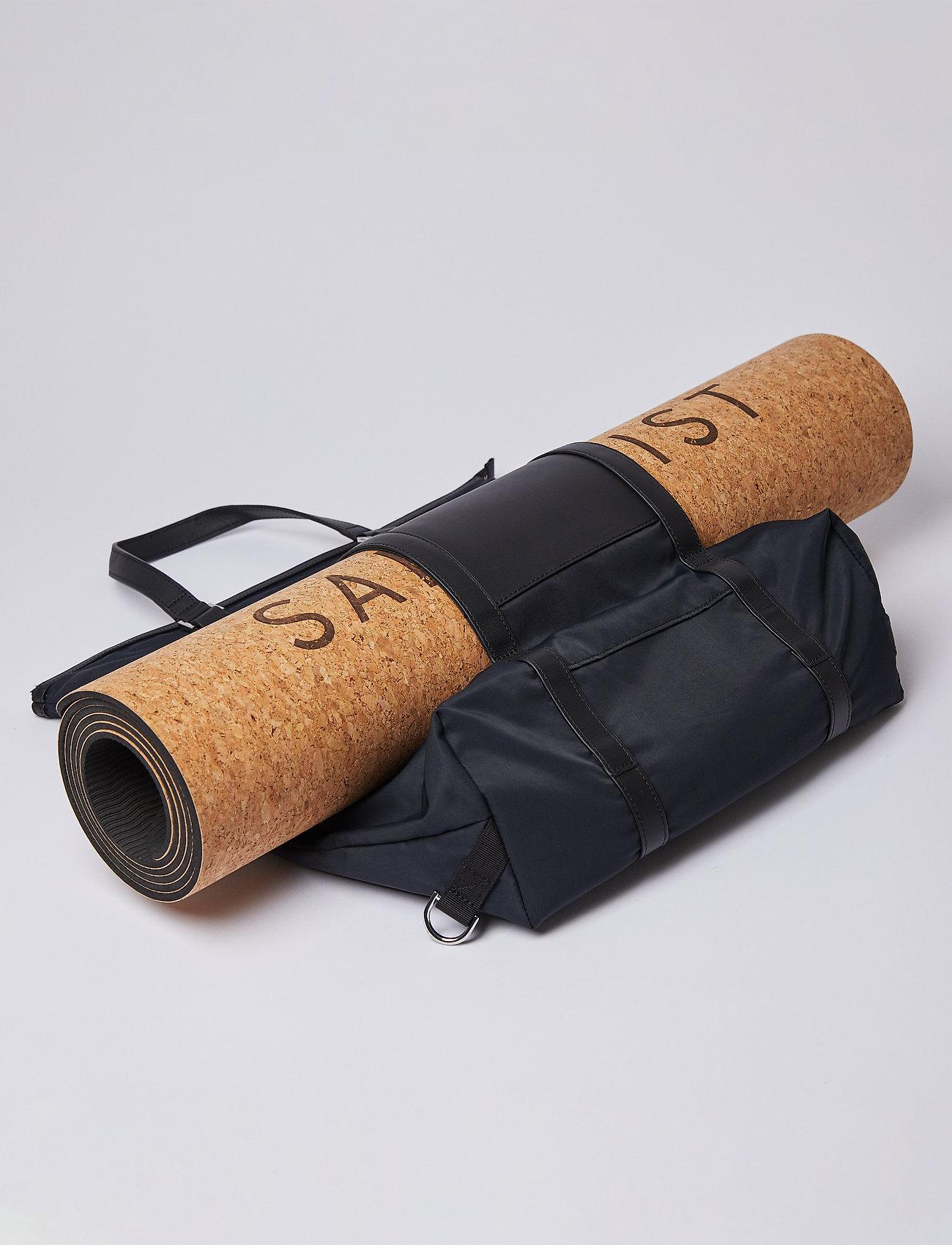 SANDQVIST - MARTA - nieuwe mode - black with black leather - 7