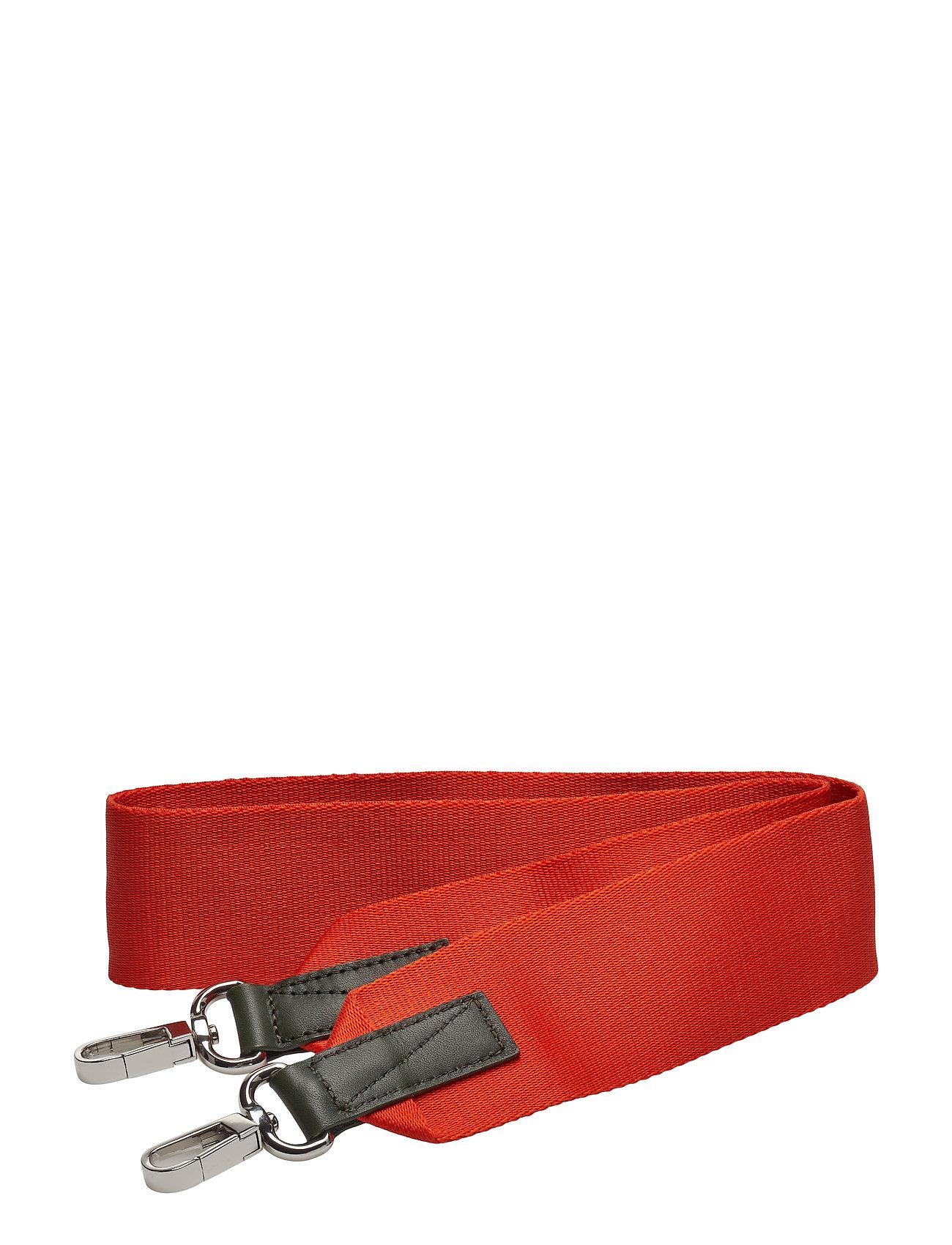 SANDQVIST SHOULDER STRAP WEBBING - RED