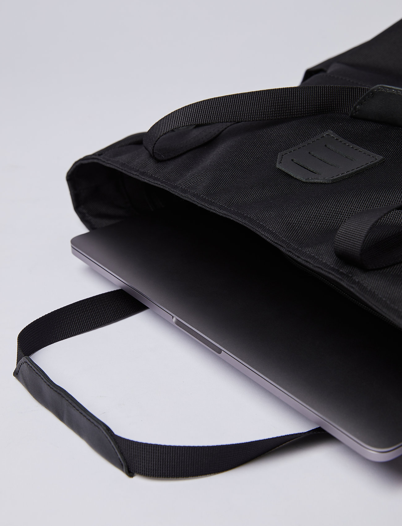 Roger (Black With Black Leather) (129 €) - SANDQVIST Bwxib