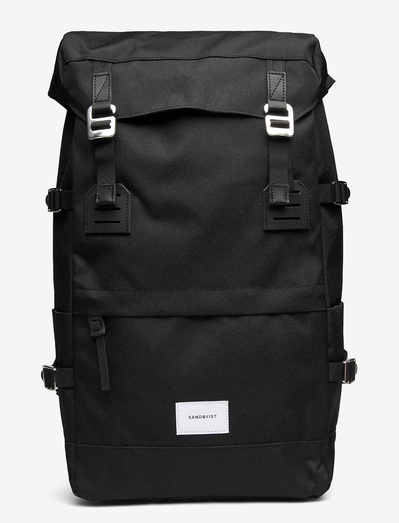 SANDQVIST - HARALD - nieuwe mode - black - 1