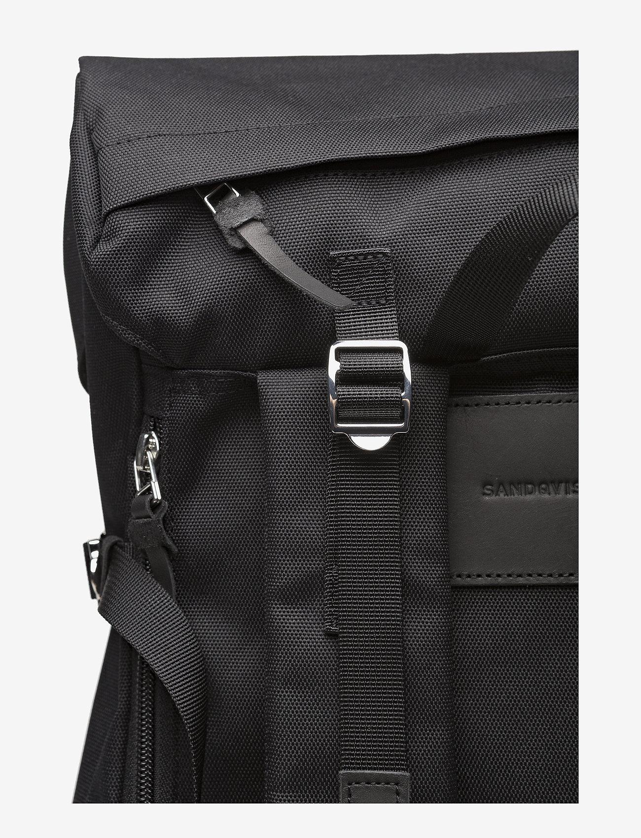 SANDQVIST - HARALD - nieuwe mode - black - 6