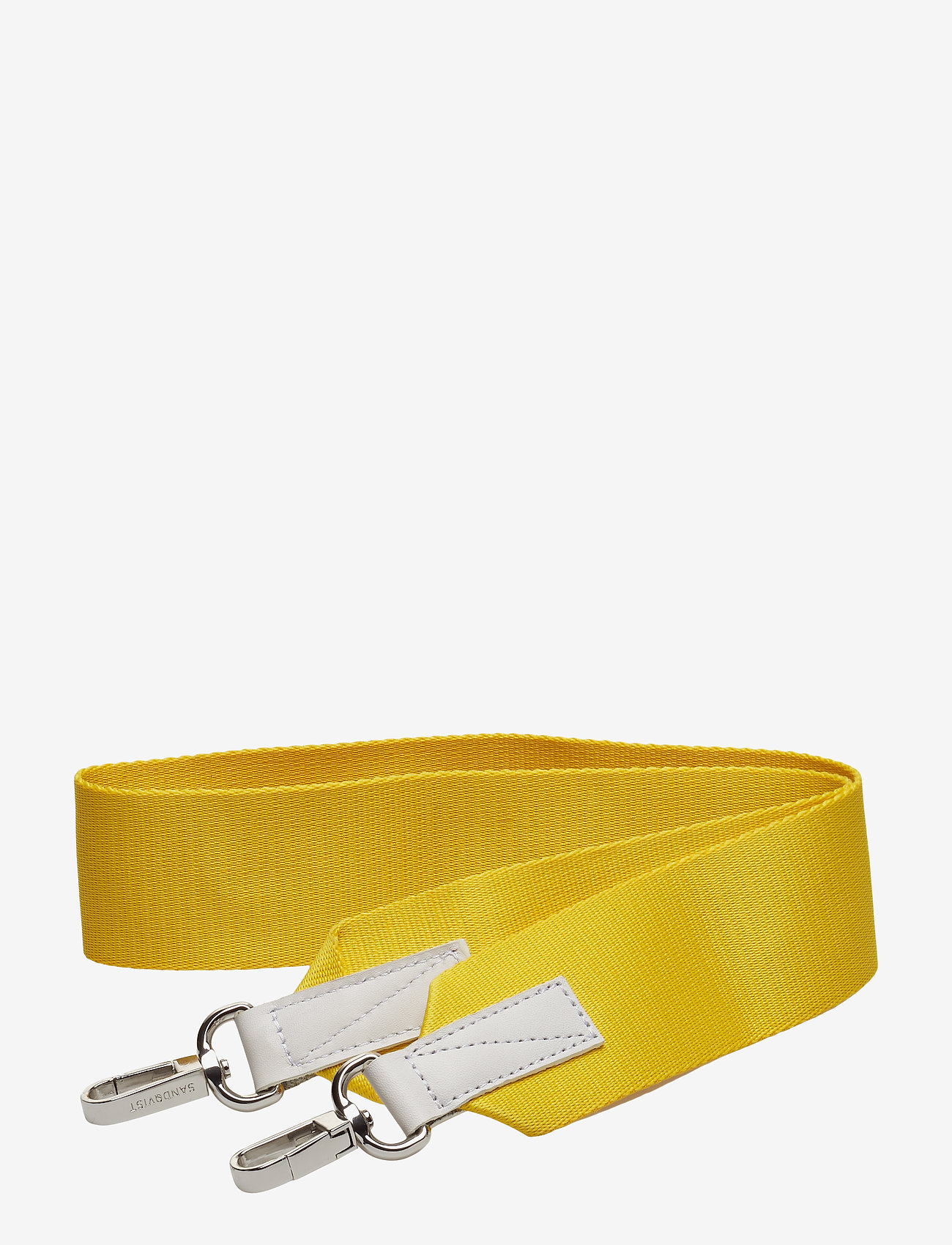 SANDQVIST - SHOULDER STRAP WEBBING - laukun hihnat - yellow - 0