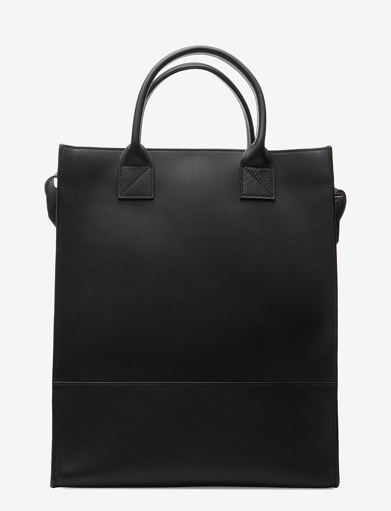 SANDQVIST - JEFFREY - handväskor - black - 1