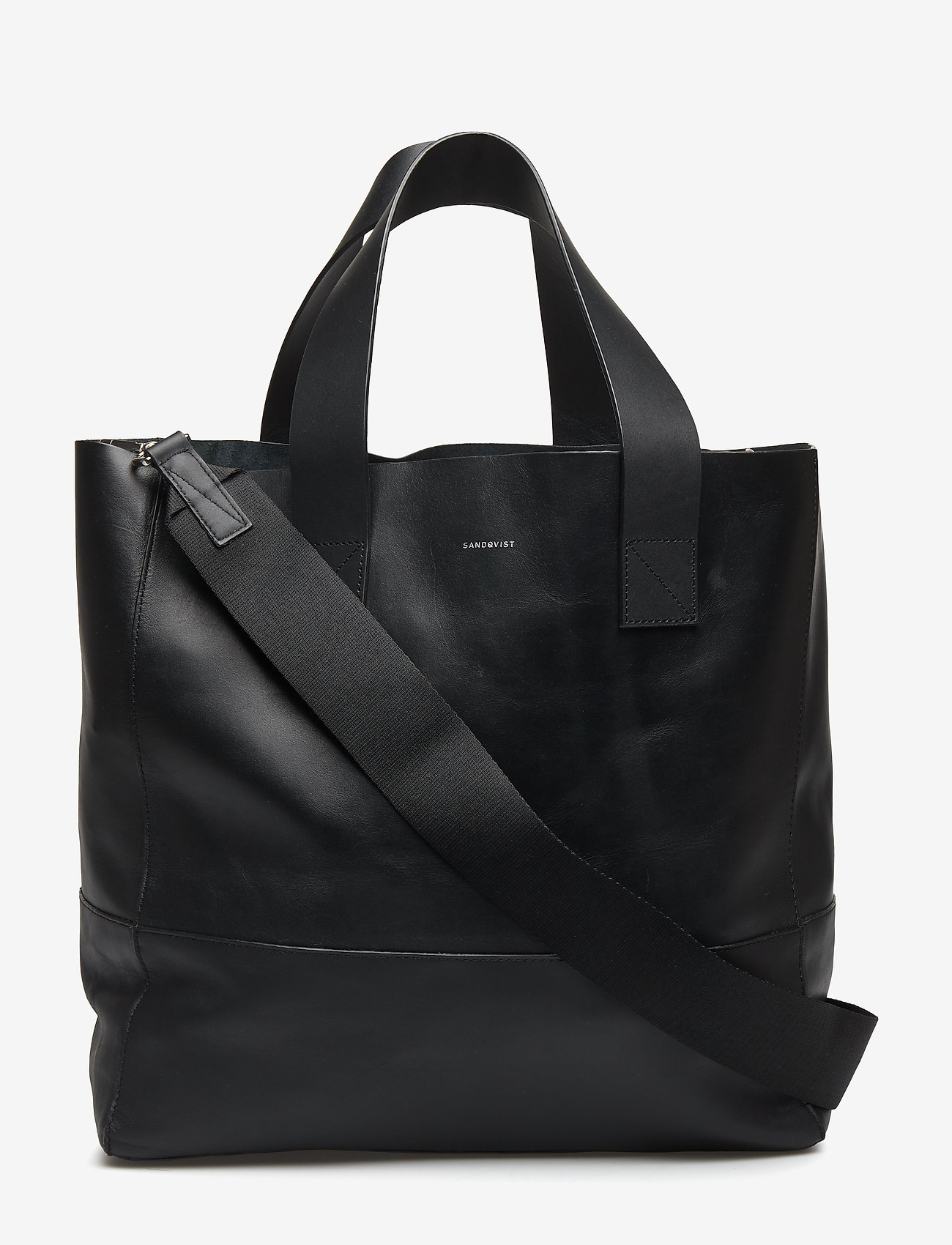 SANDQVIST - IRIS - shopping - black - 0