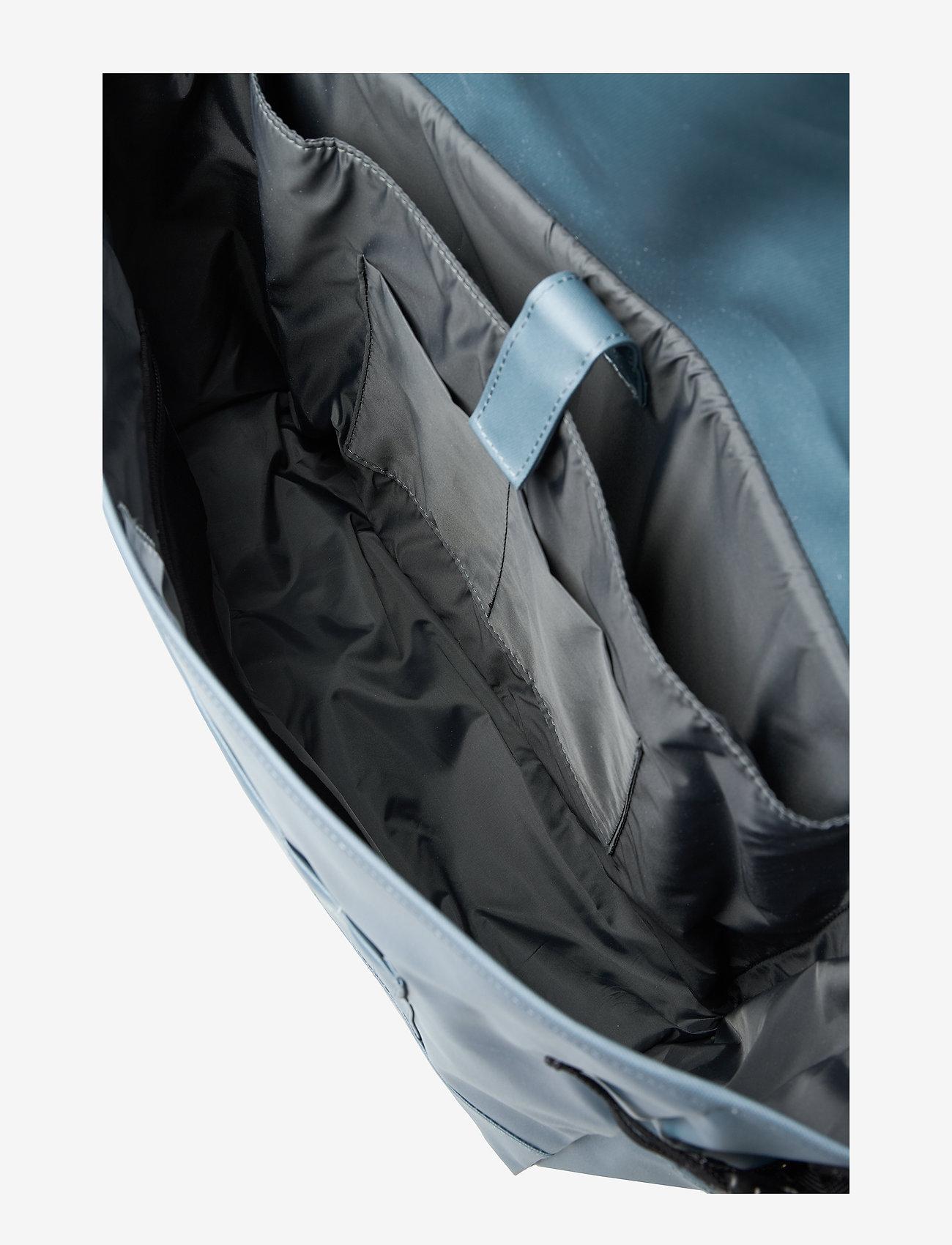 SANDQVIST - LOKE - computer bags - teal - 3