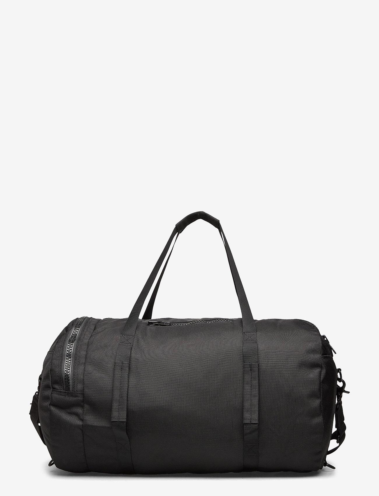 SANDQVIST - HANNES - weekend bags - black - 1