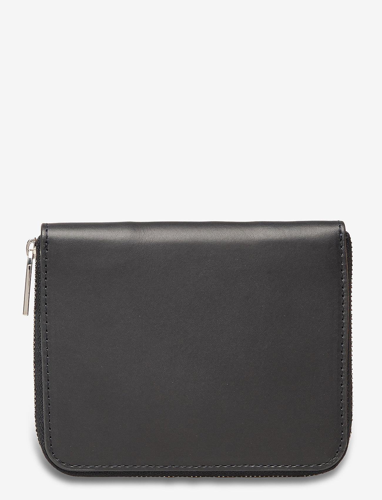 SANDQVIST - AMANDA - purses - navy with black interior - 1
