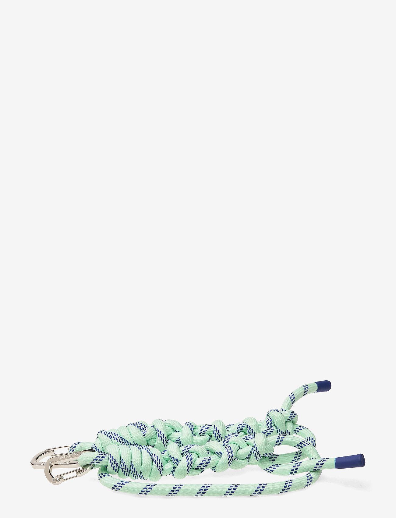 SANDQVIST - JUDY - laukun hihnat - mint / bright blue - 0