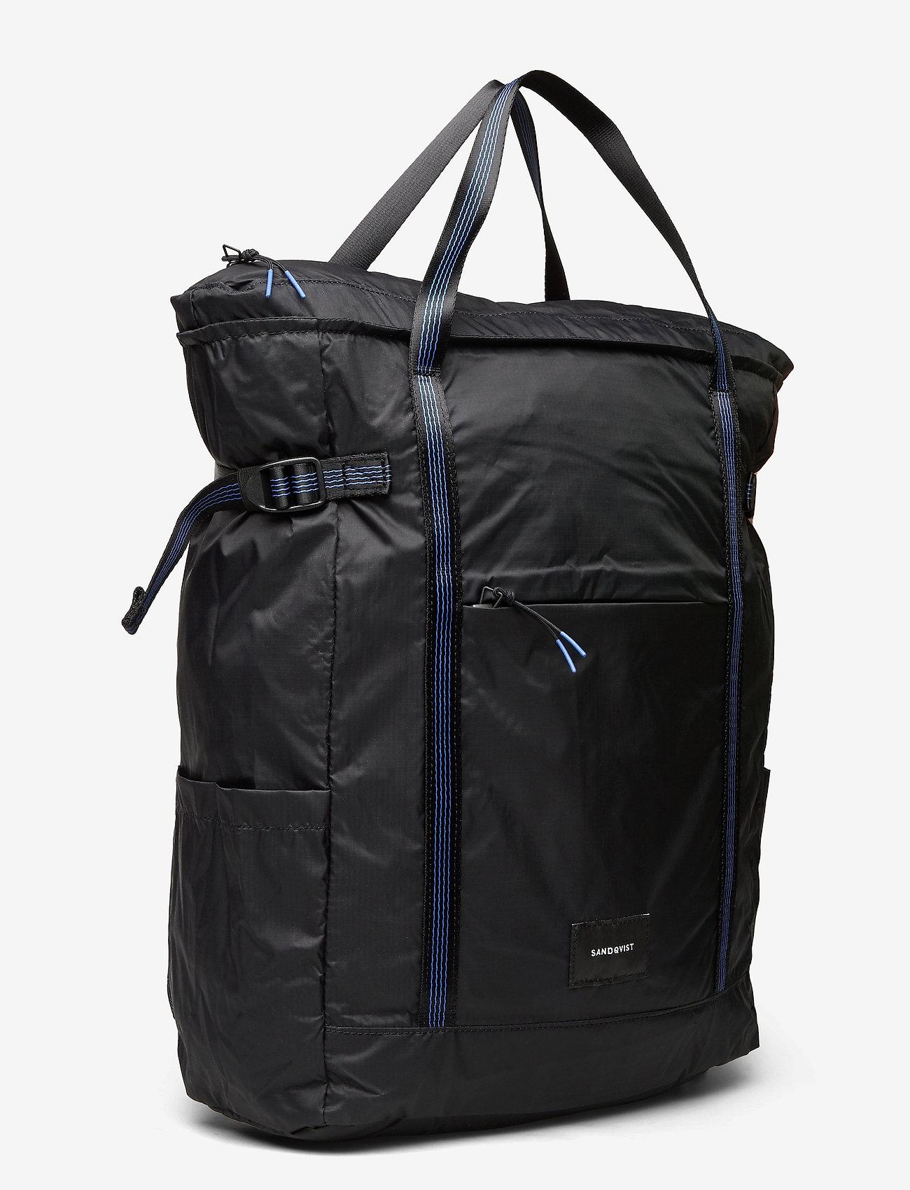 SANDQVIST - ROGER LIGHTWEIGHT - bags - black - 2