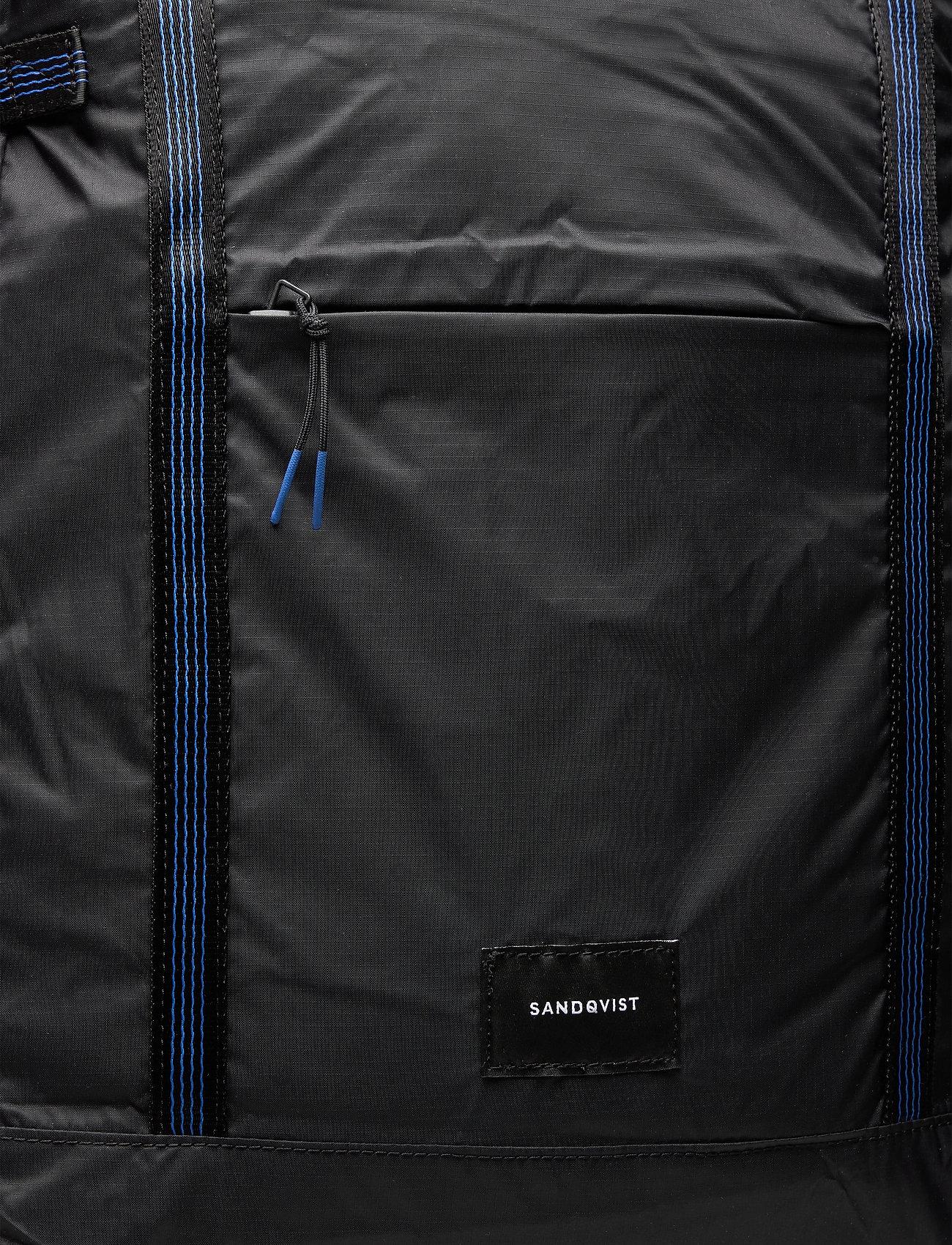 SANDQVIST - ROGER LIGHTWEIGHT - bags - black - 3