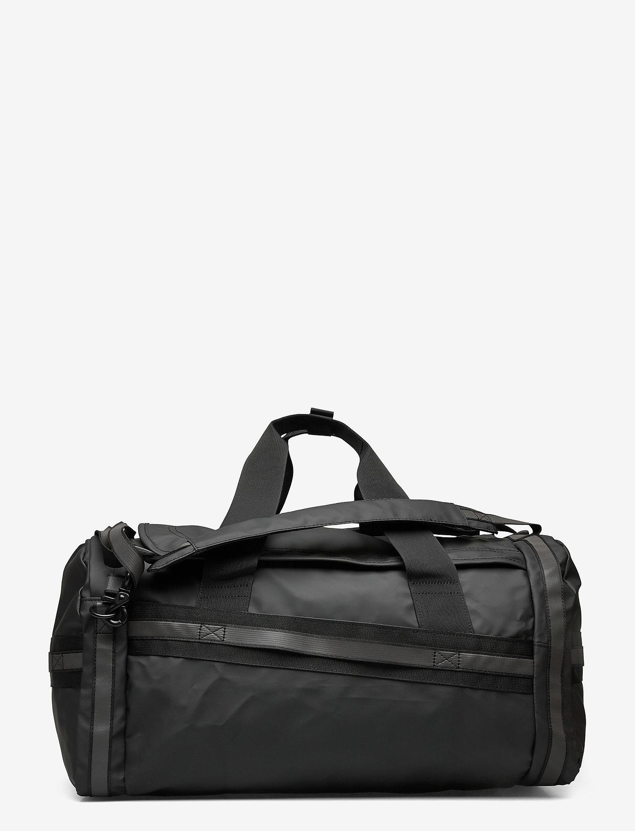 SANDQVIST - LEOPOLD - weekend bags - black - 1