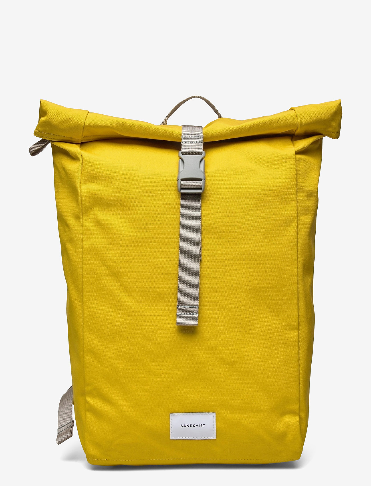 SANDQVIST - KAJ - bags - yellow with grey webbing - 0