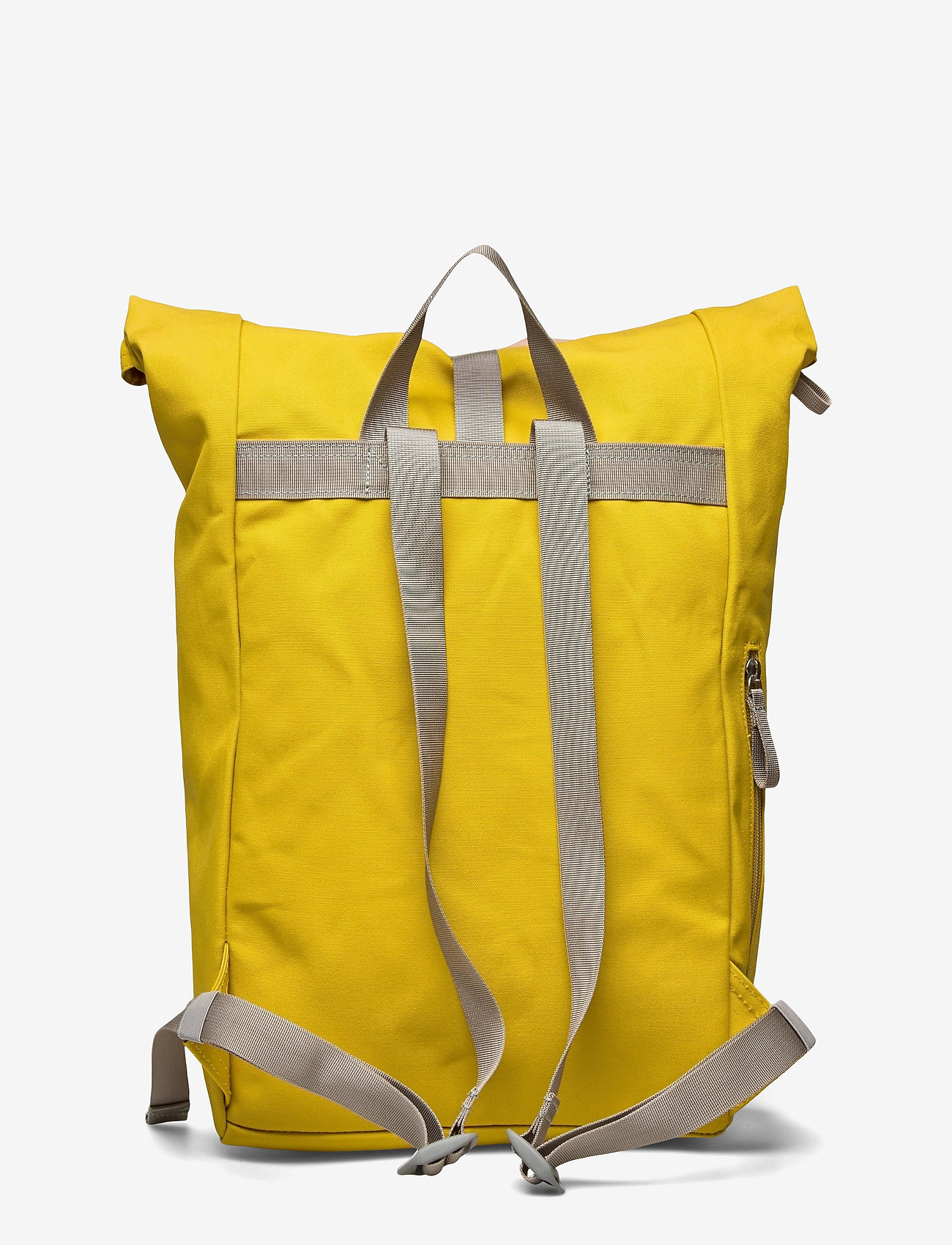 SANDQVIST - KAJ - bags - yellow with grey webbing - 1