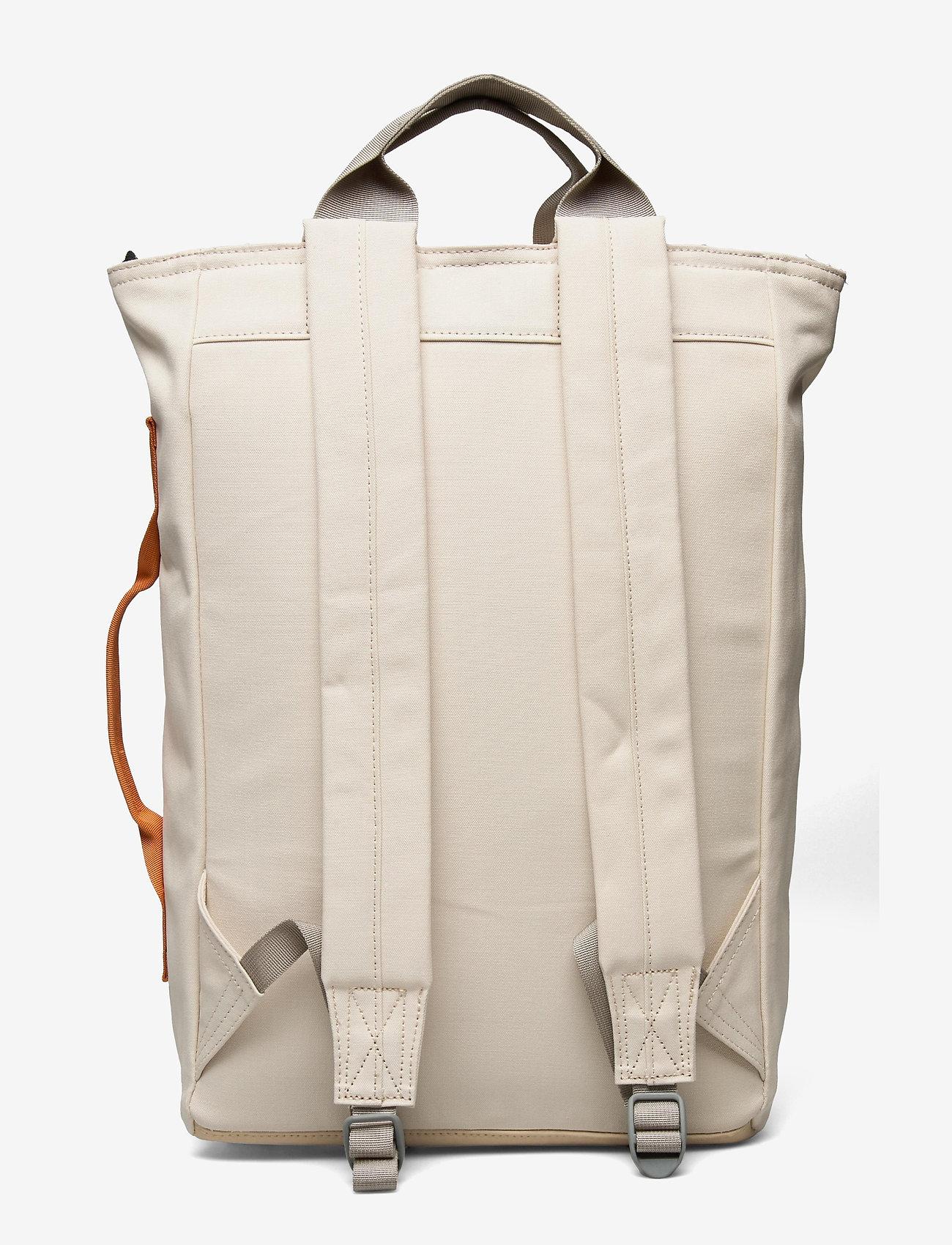 SANDQVIST - TONY VEGAN - sacs a dos - sand with coating - 1
