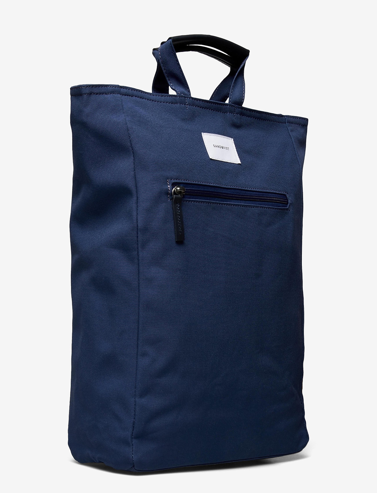 SANDQVIST - TONY - sacs a dos - blue with blue leather - 2