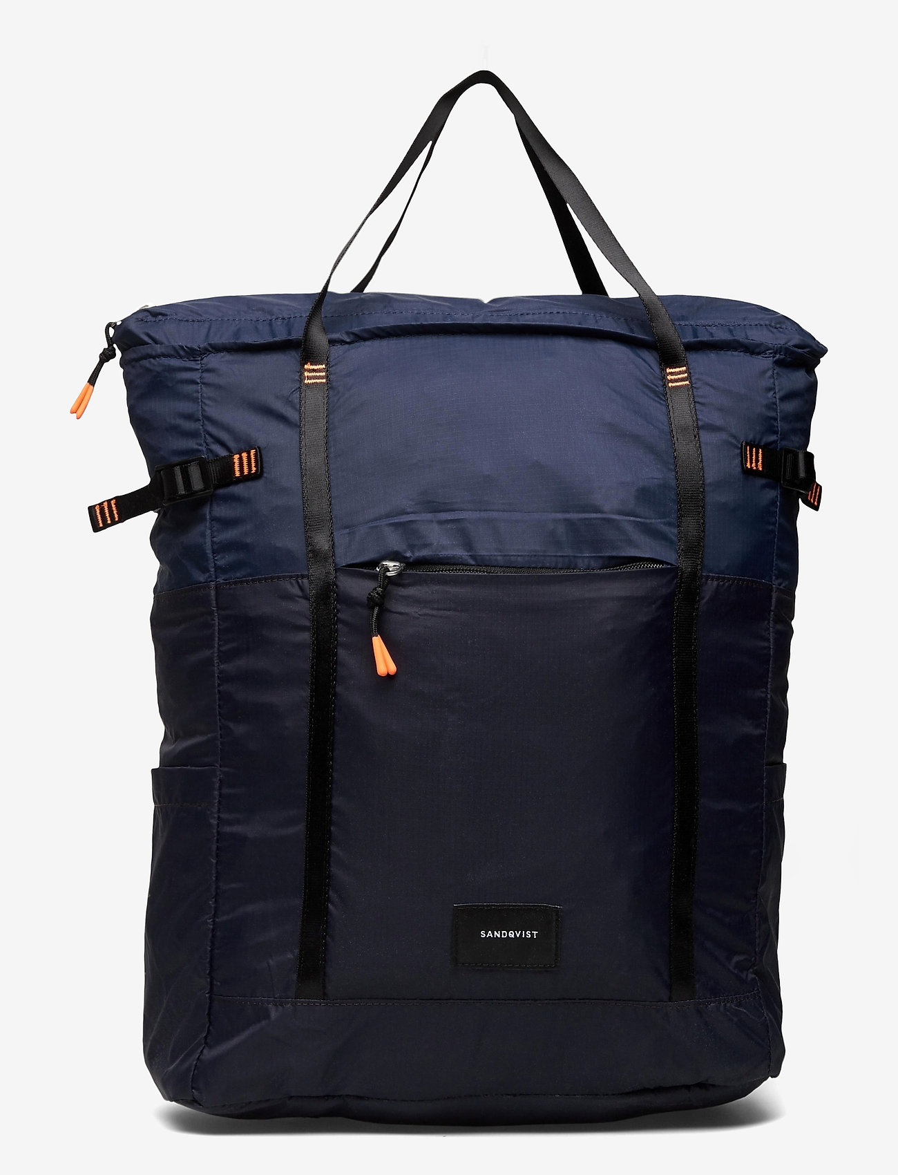 SANDQVIST - ROGER LIGHTWEIGHT - nieuwe mode - multi navy blue/evening blue - 0