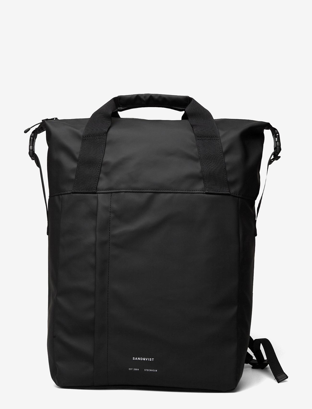 SANDQVIST - ATLE - bags - black - 0