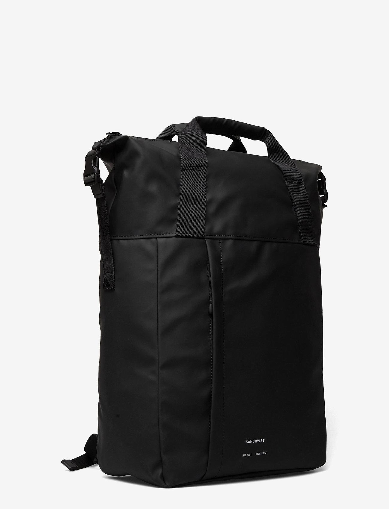 SANDQVIST - ATLE - bags - black - 2