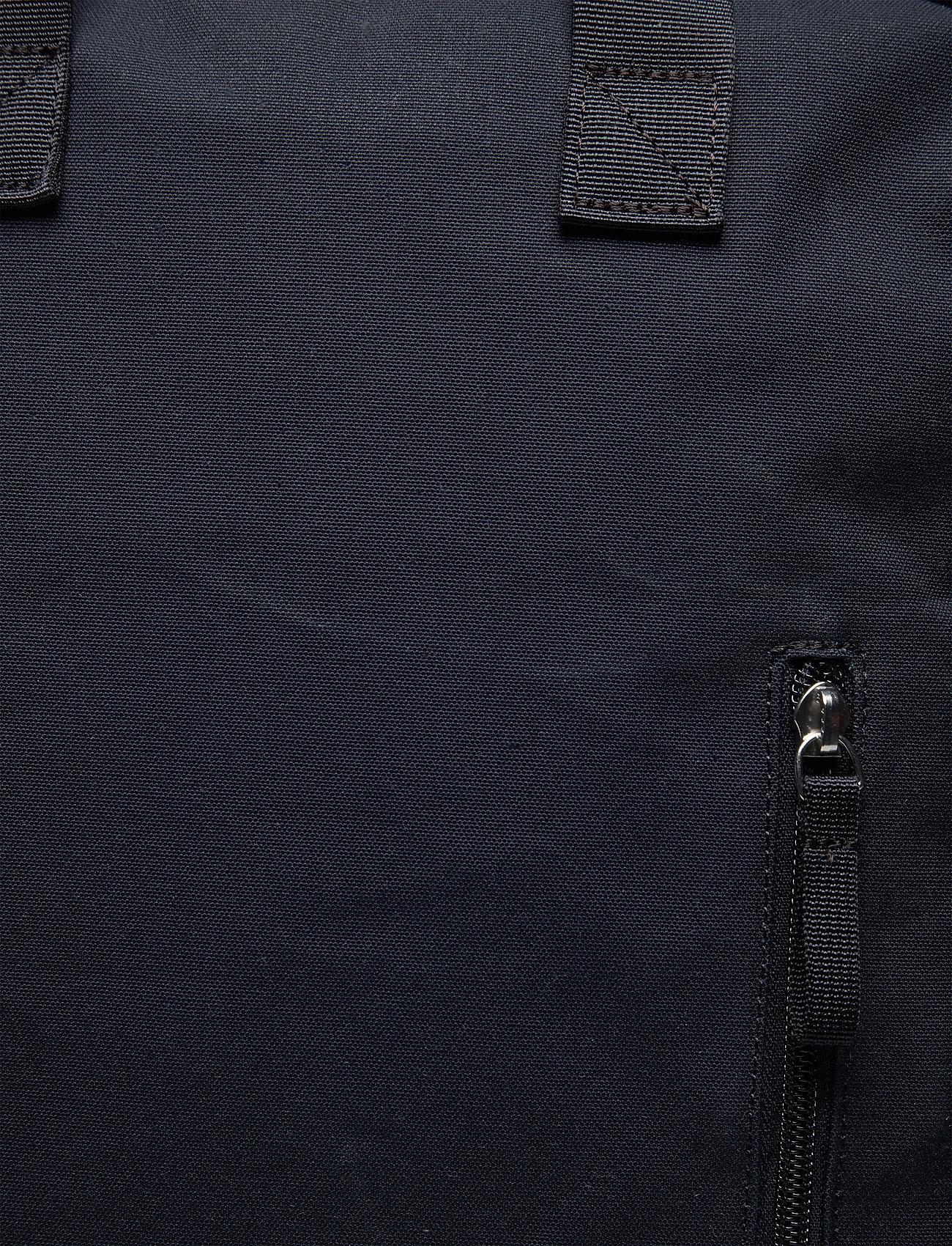 SANDQVIST - KNUT - väskor - navy blue with navy webbing - 4