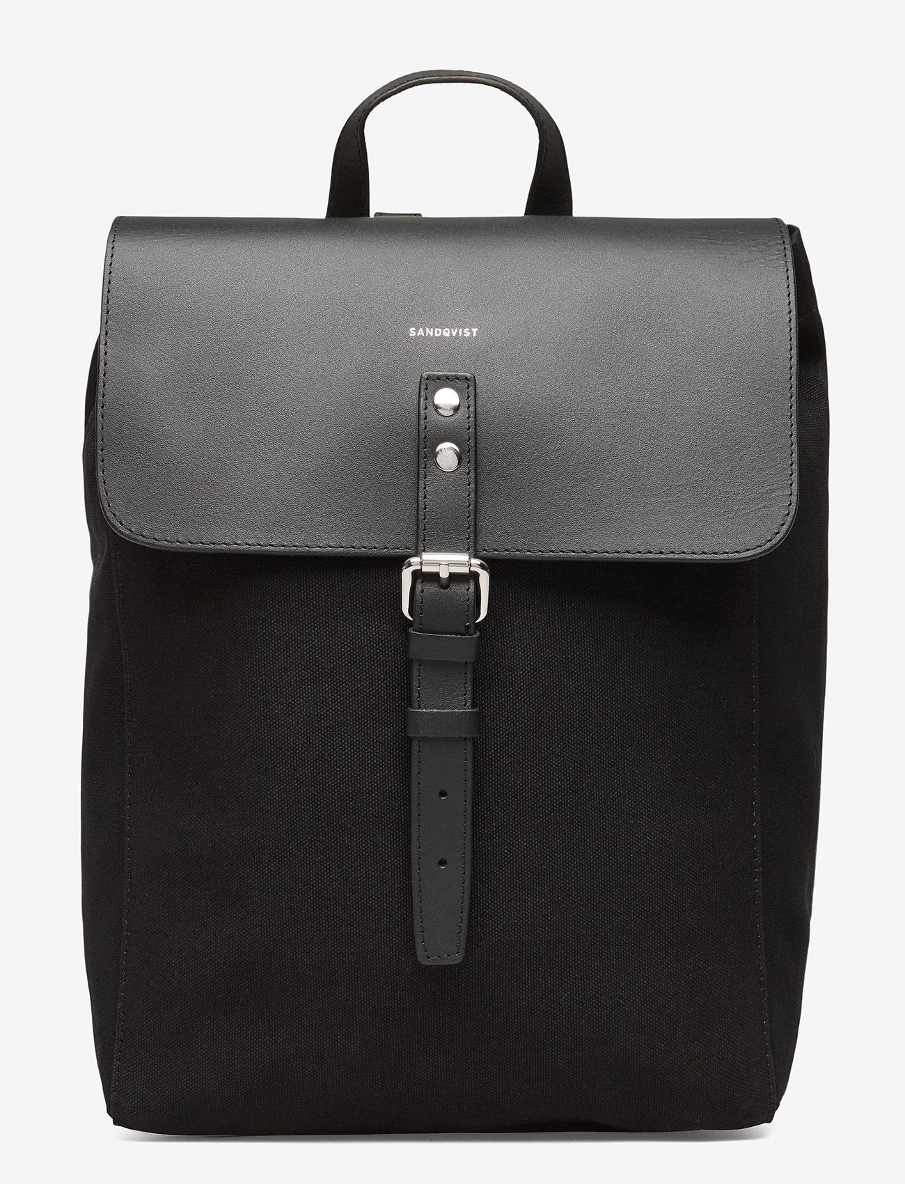 SANDQVIST - ALVA - nieuwe mode - black - 0