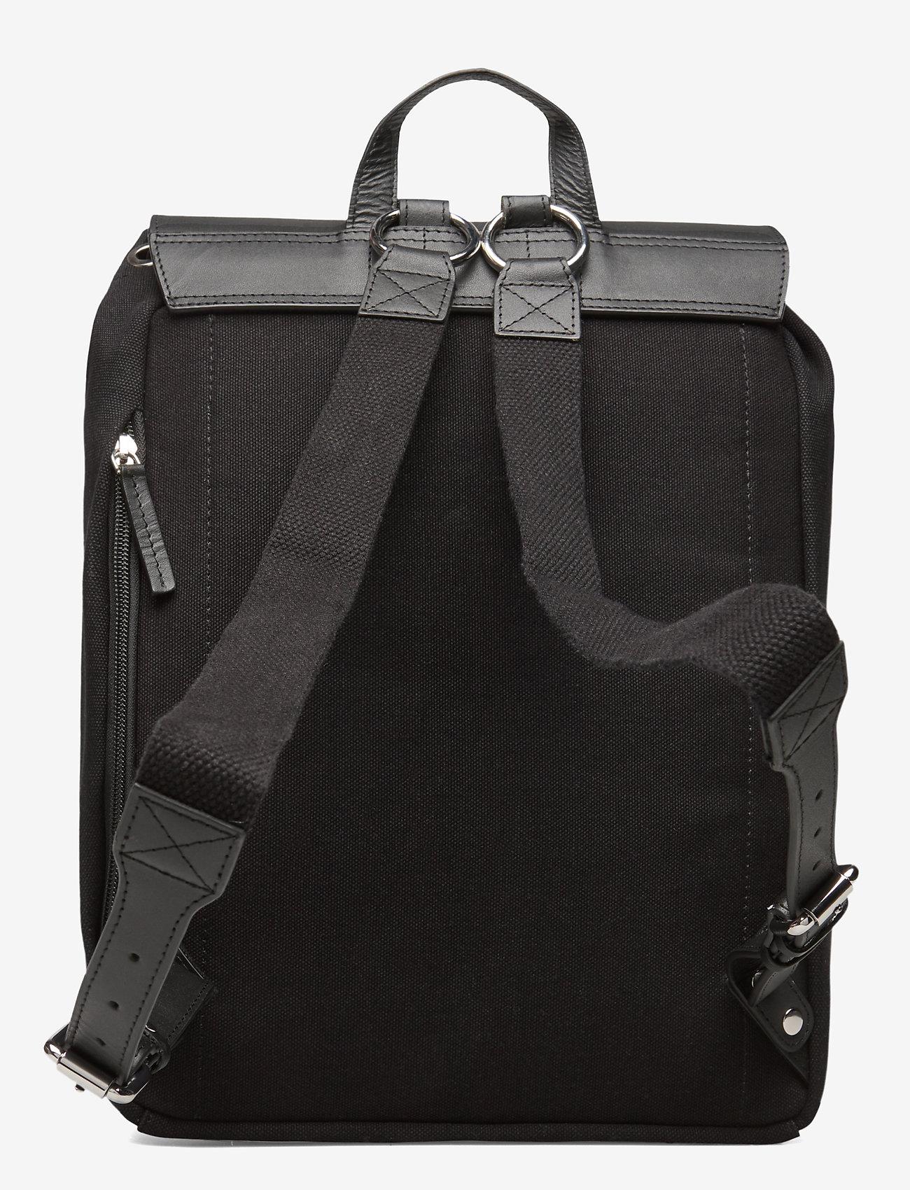 SANDQVIST - ALVA - nieuwe mode - black - 1