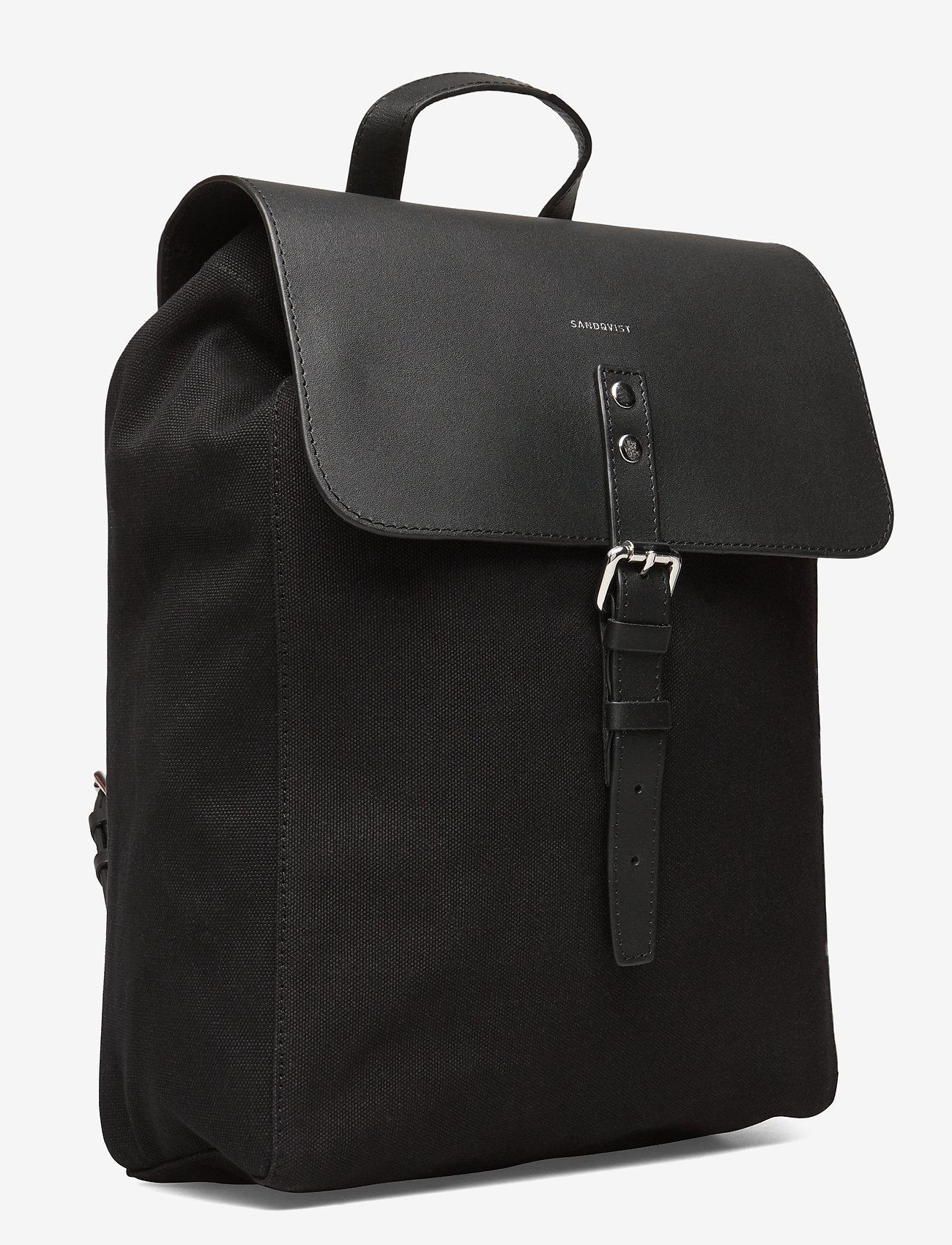 SANDQVIST - ALVA - nieuwe mode - black - 2