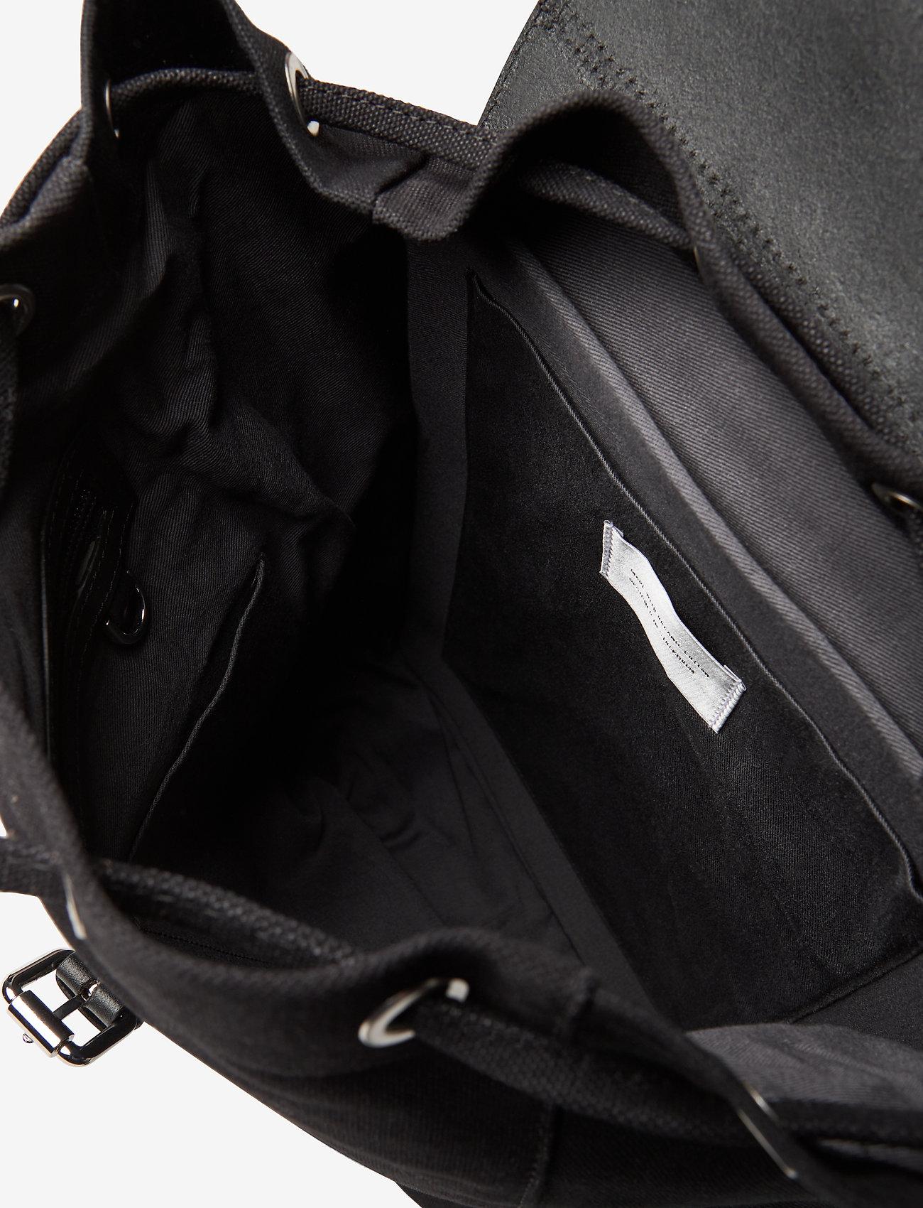 SANDQVIST - ALVA - nieuwe mode - black - 4
