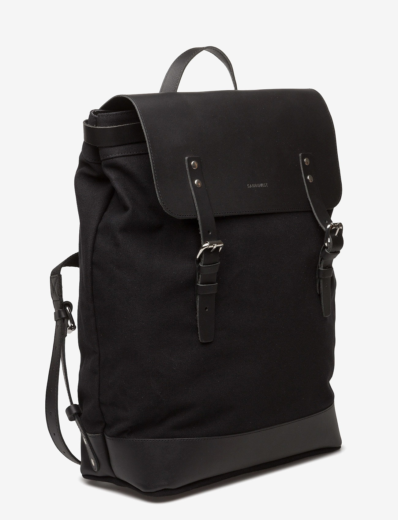 SANDQVIST - HEGE - nieuwe mode - black - 3