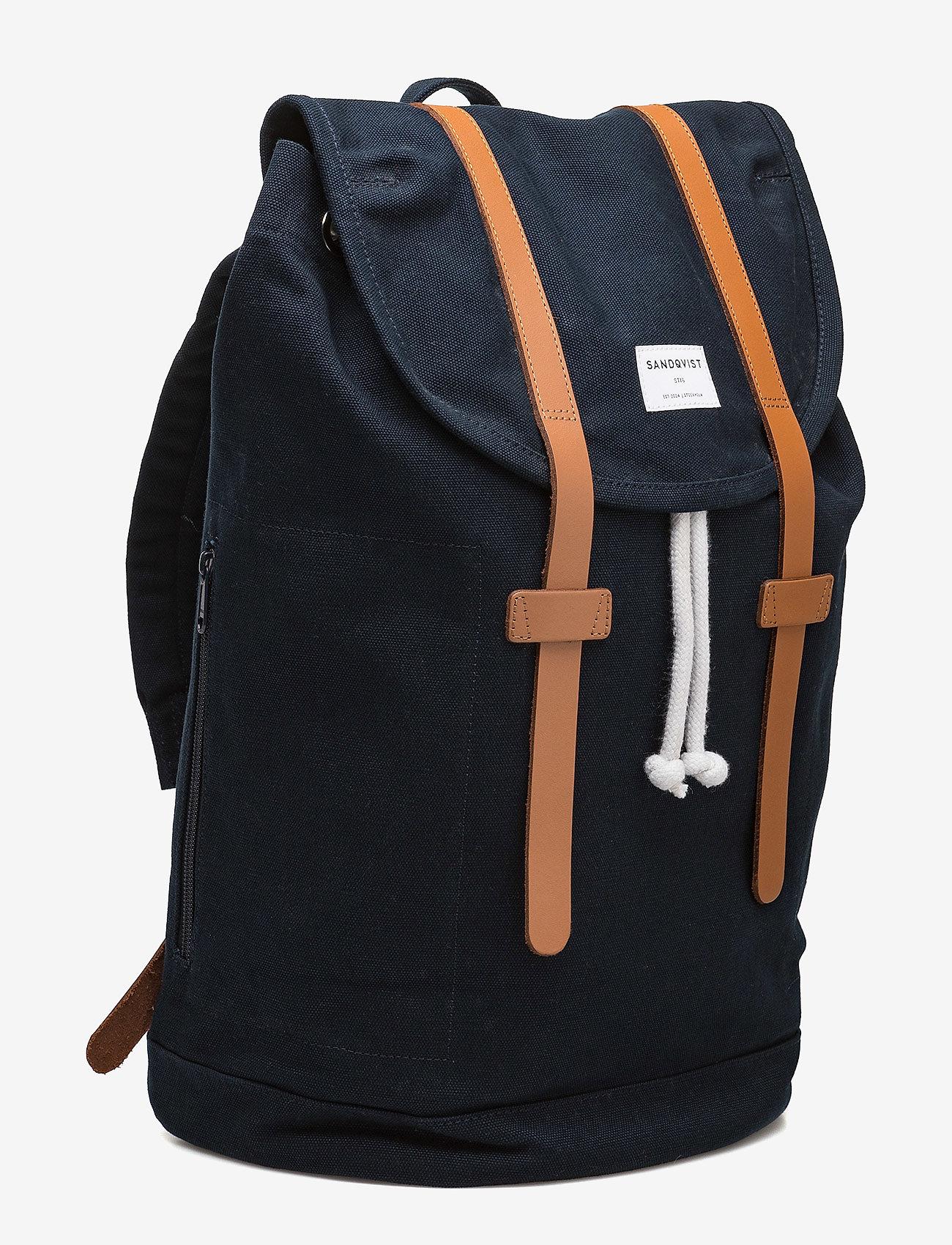 SANDQVIST STIG LARGE - Plecaki BLUE - Torby
