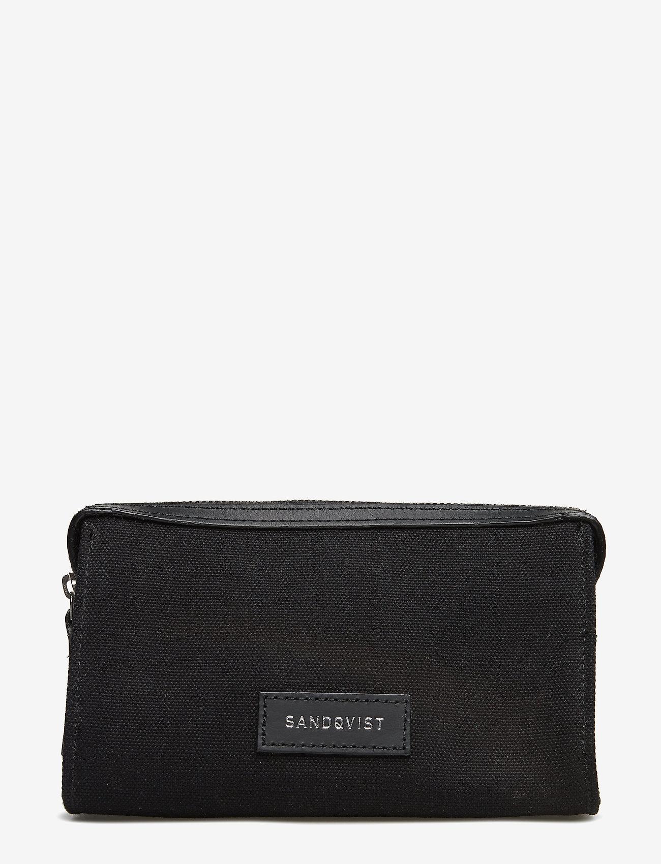 SANDQVIST - INA - toiletry bags - black