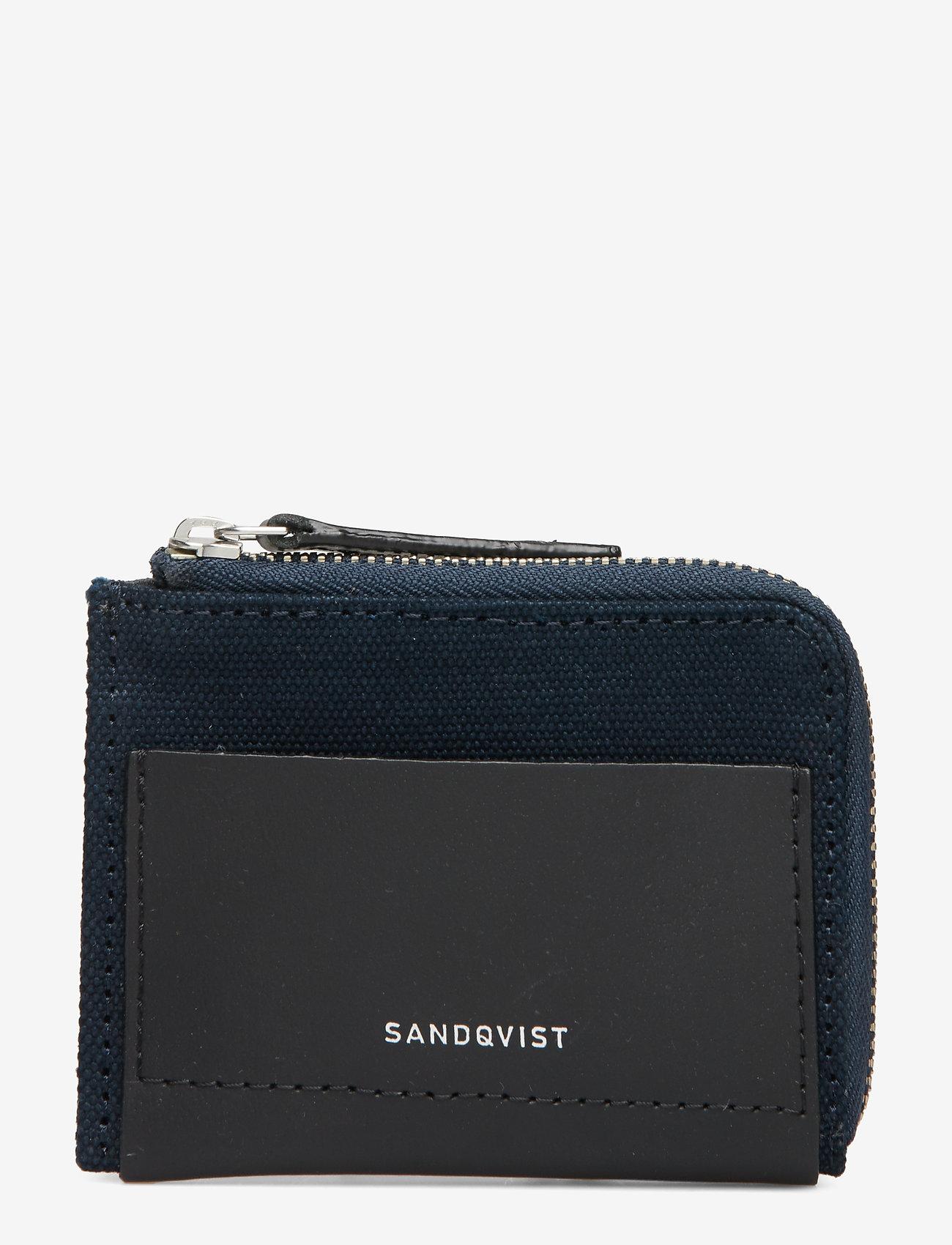SANDQVIST ELOF - Wallets & cases BLUE - Akcesoria
