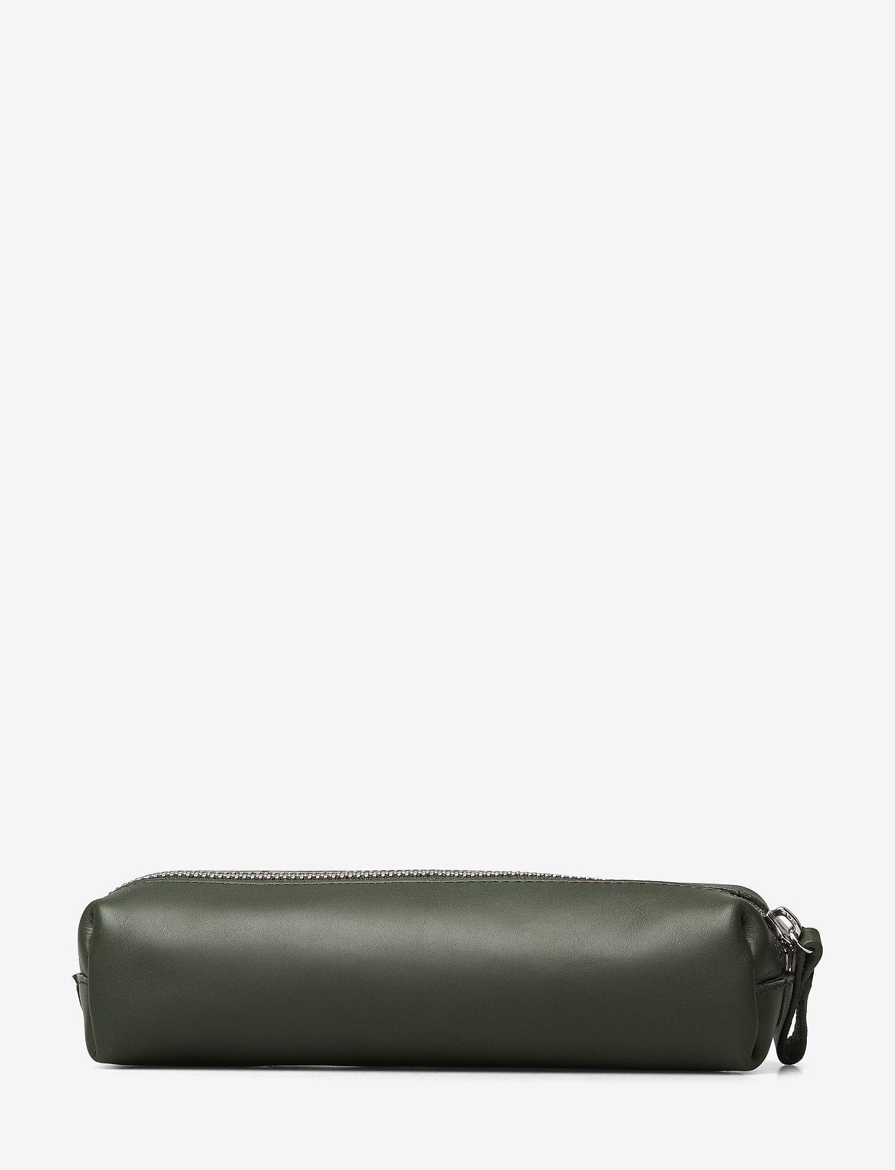 SANDQVIST - LEON - pencil cases - green - 1