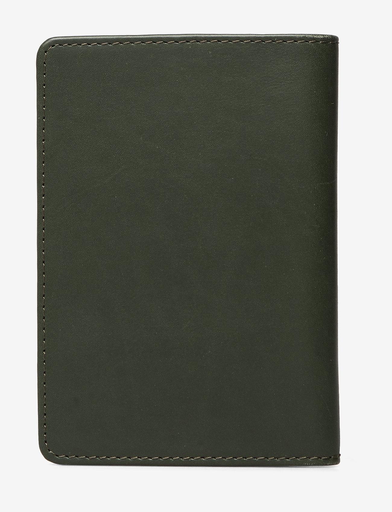 SANDQVIST - MALTE - posiadacz karty - green - 1