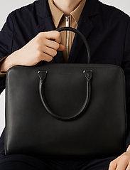 SANDQVIST - MYRTEL - laptop-väskor - black - 0