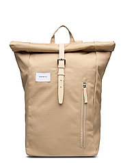 DANTE - BEIGE WITH NATURAL LEATHER