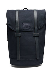STIG - NAVY WITH NAVY LEATHER