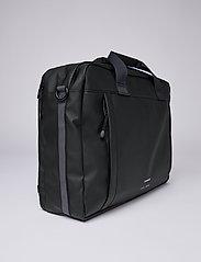 SANDQVIST - DAL - laptop bags - black - 7