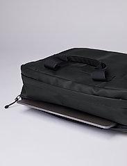 SANDQVIST - DAL - laptop bags - black - 8