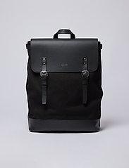 SANDQVIST - HEGE - nieuwe mode - black - 0