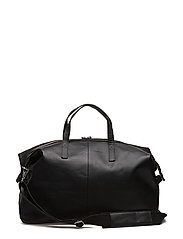 HOLLY LEATHER - BLACK