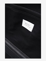 SANDQVIST - MYRTEL - laptop-väskor - black - 4