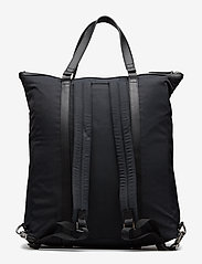 SANDQVIST - MARTA - nieuwe mode - black with black leather - 2
