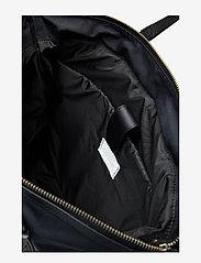 SANDQVIST - MARTA - nieuwe mode - black with black leather - 5