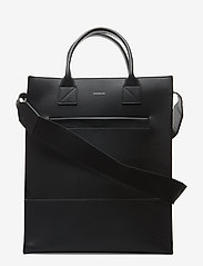 SANDQVIST - JEFFREY - handväskor - black - 0