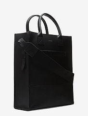 SANDQVIST - JEFFREY - handväskor - black - 3